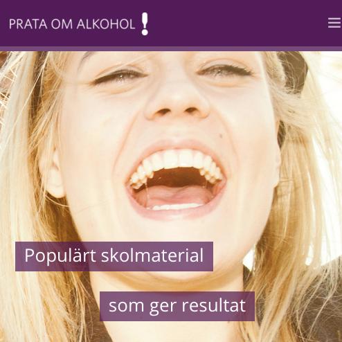 Prata om Alkohol
